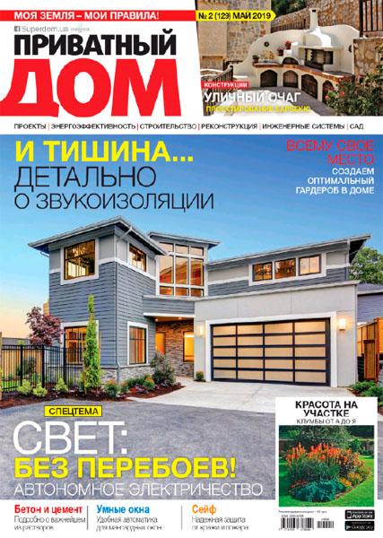 Приватный дом №2 за май / 2019 год