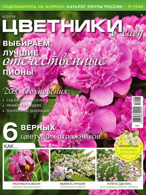 Цветники в саду №6 / 2019