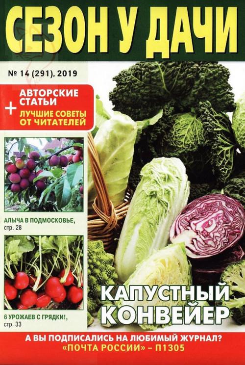 Сезон у дачи №14 / 2019