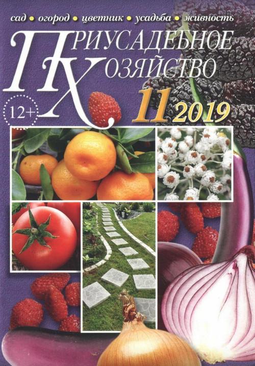 Приусадебное хозяйство №11 (ноябрь/2019)
