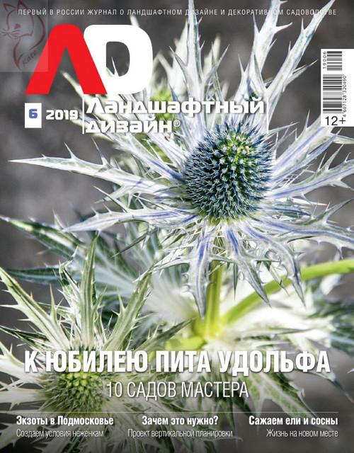 Ландшафтный дизайн №6 (ноябрь-декабрь/2019)