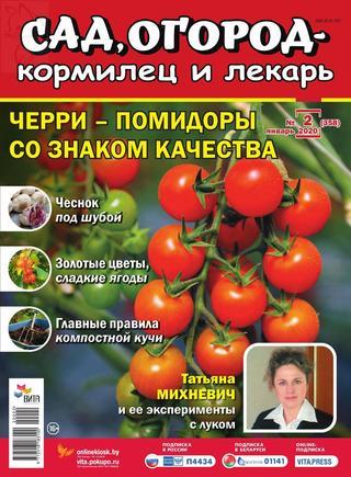 Сад огород кормилец и лекарь №2 (январь/2020)