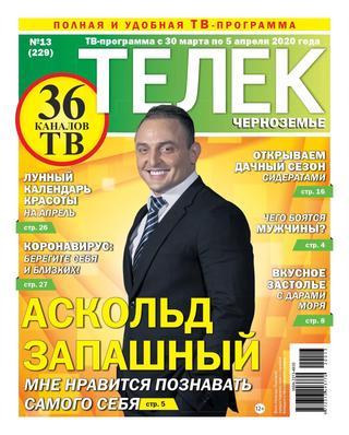 Телек №13 (март/2020)