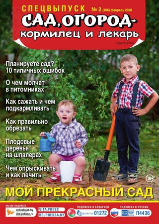 Сад огород кормилец и лекарь Спецвыпуск №2 (февраль/2020)