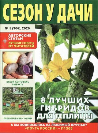 Сезон у дачи №5 (март/2020)