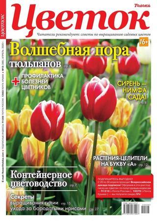 Цветок №8 (апрель/2020)