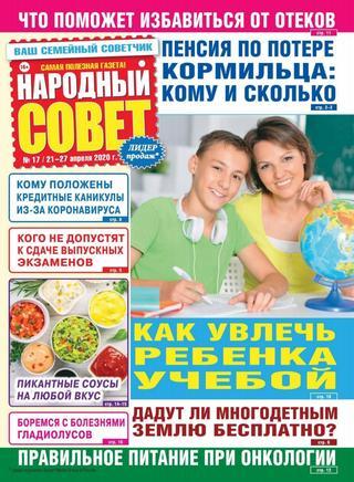 Народный совет №17 (апрель/2020)