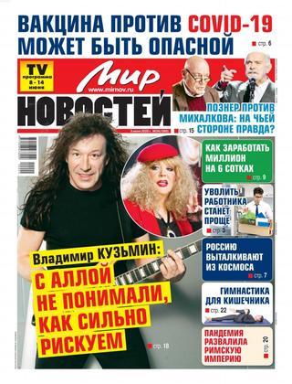 Мир новостей №24 (июнь/2020)