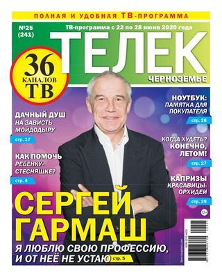 Телек №25 (июнь/2020)