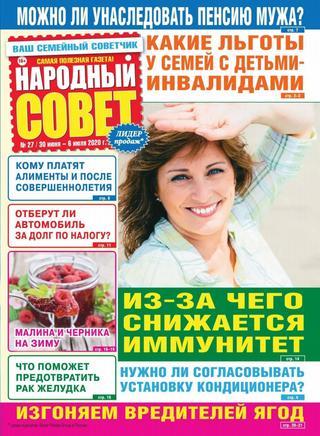 Народный совет №27 (июль/2020)