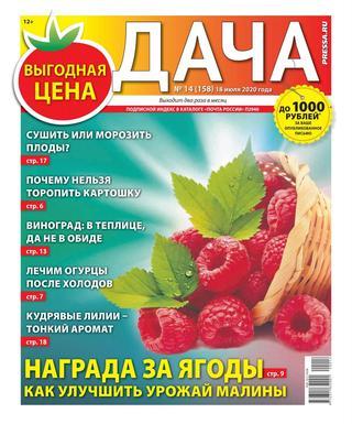 Дача №14 (июль/2020)