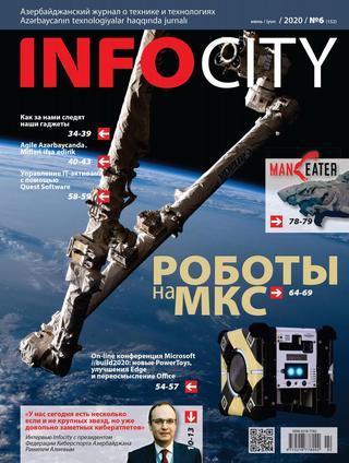 InfoCity №6 (июнь/2020)