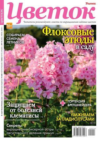 Цветок №14 (июль/2020)