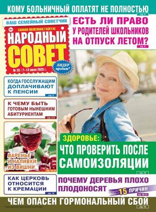 Народный совет №28 (июль/2020)