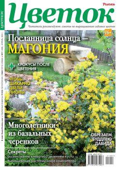 Цветок №7, апрель 2021