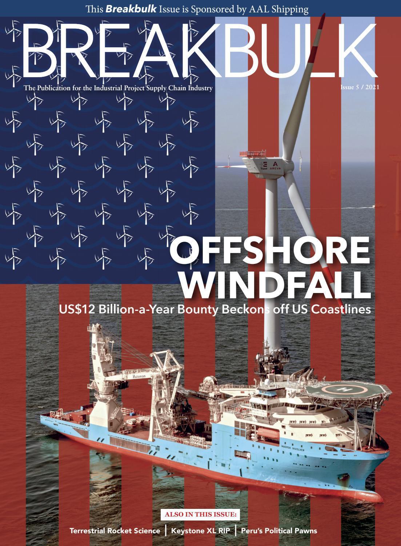 Breakbulk Magazine Issue 5 2021