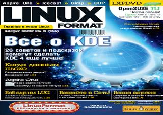 LINUX Format №3, март 2009