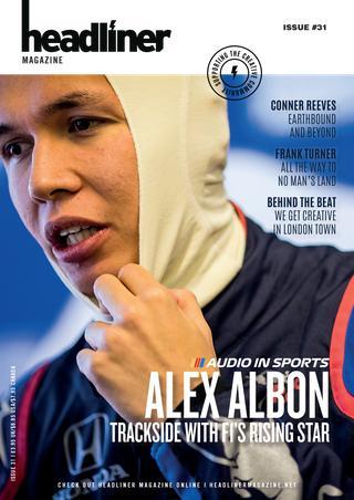 Headliner Magazine Issue №31