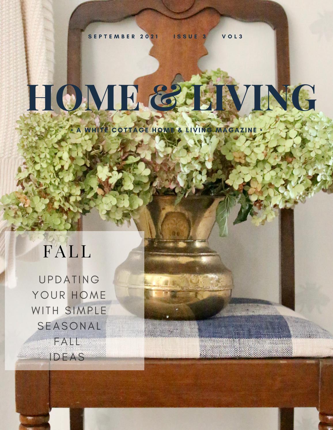 Home & Living Magazine Fall 2021