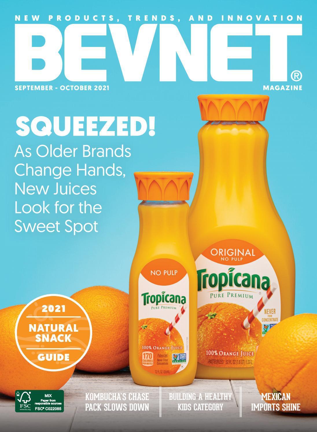 BevNET Magazine September/October 2021