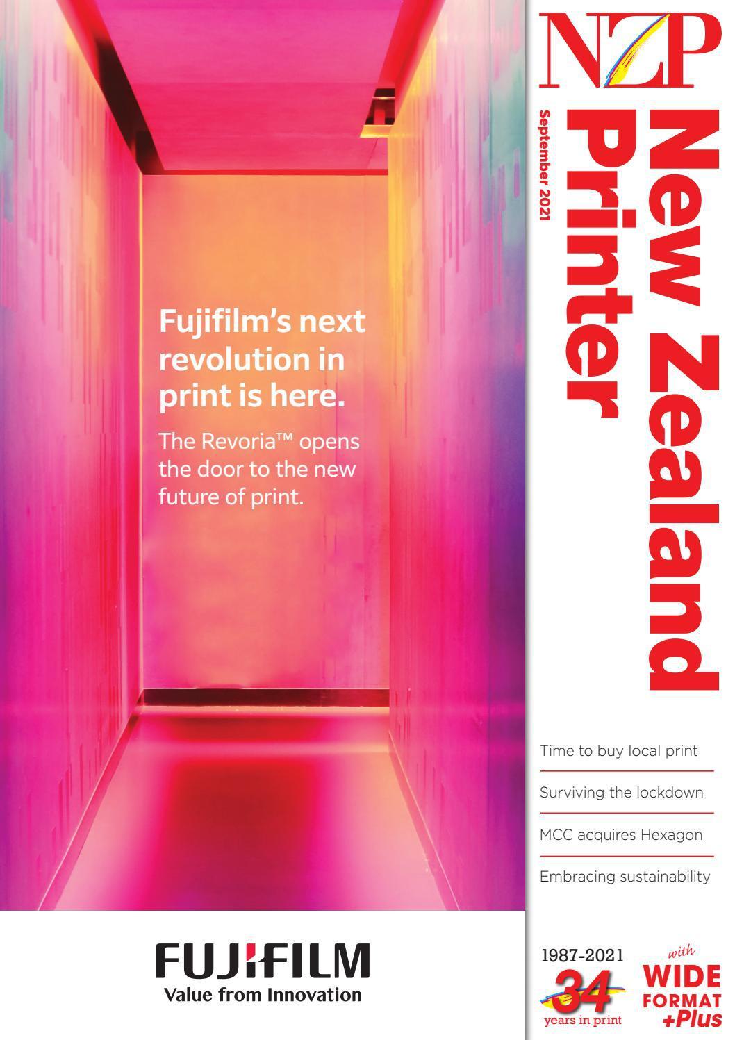 New Zealand Printer, September 2021