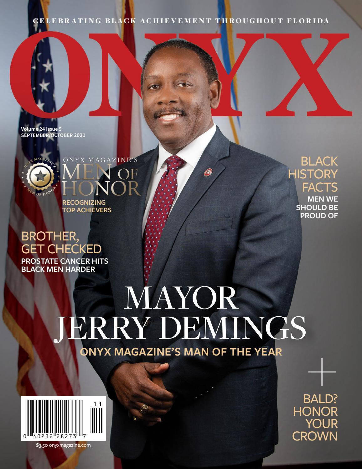 ONYX Magazine September/October 2021