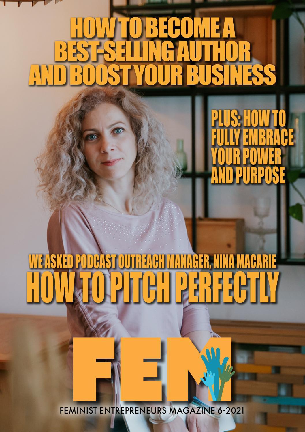 Feminist Entrepreneurs Magazine - September 2021