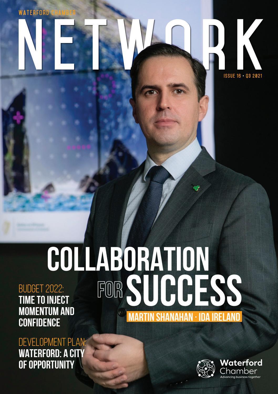 Network Magazine - Issue 16 - Q3 2021