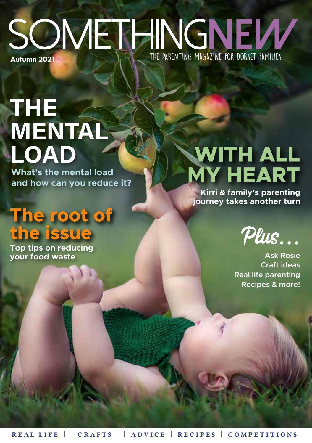 Something New Magazine | Dorset Parenting Magazine | Autumn 2021