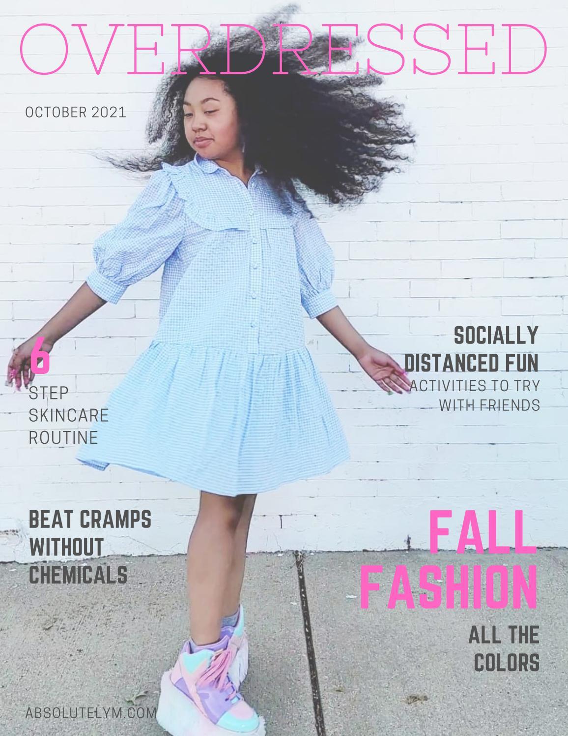 Overdressed Magazine