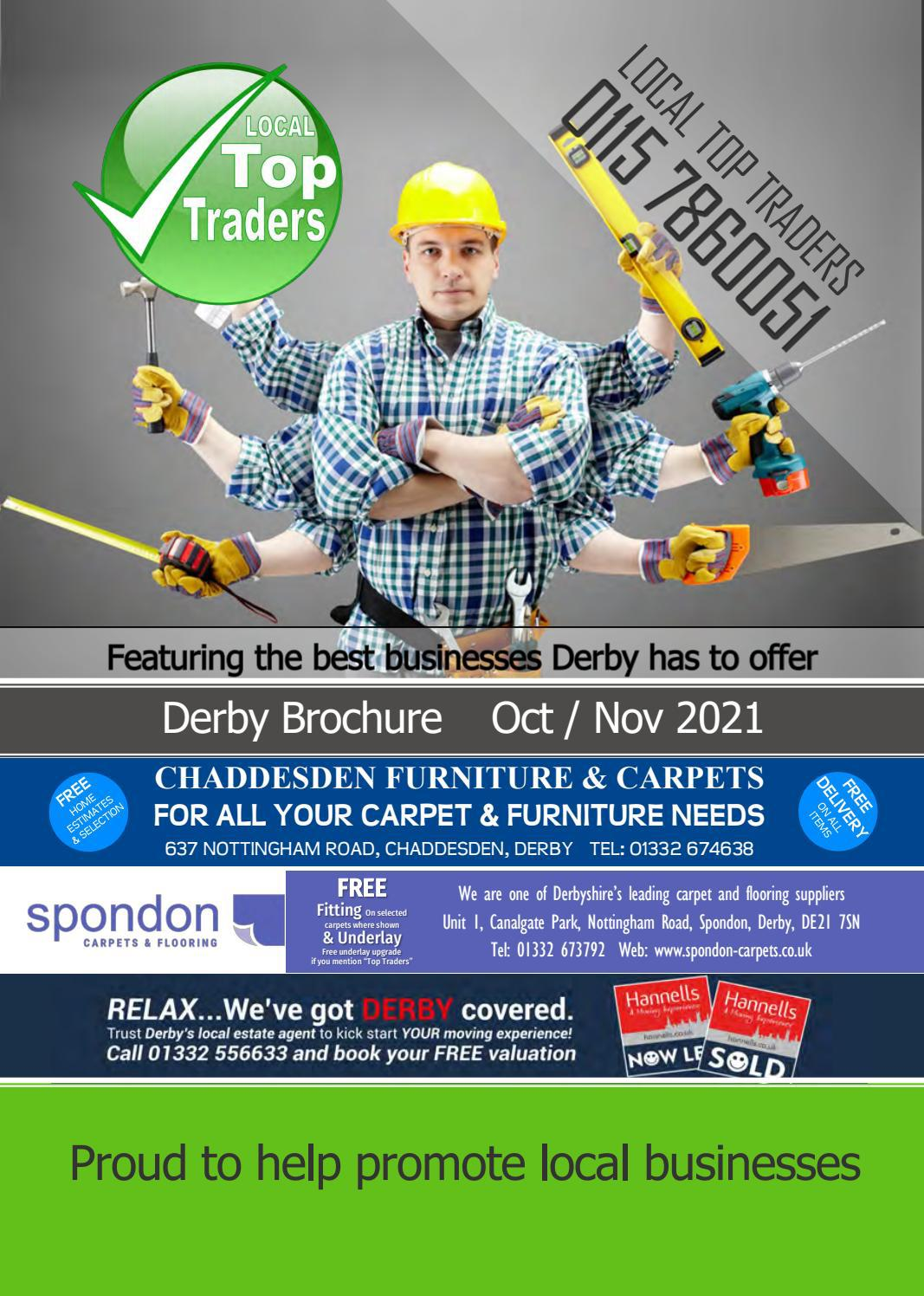 Local Top Traders Derby Community Magazine
