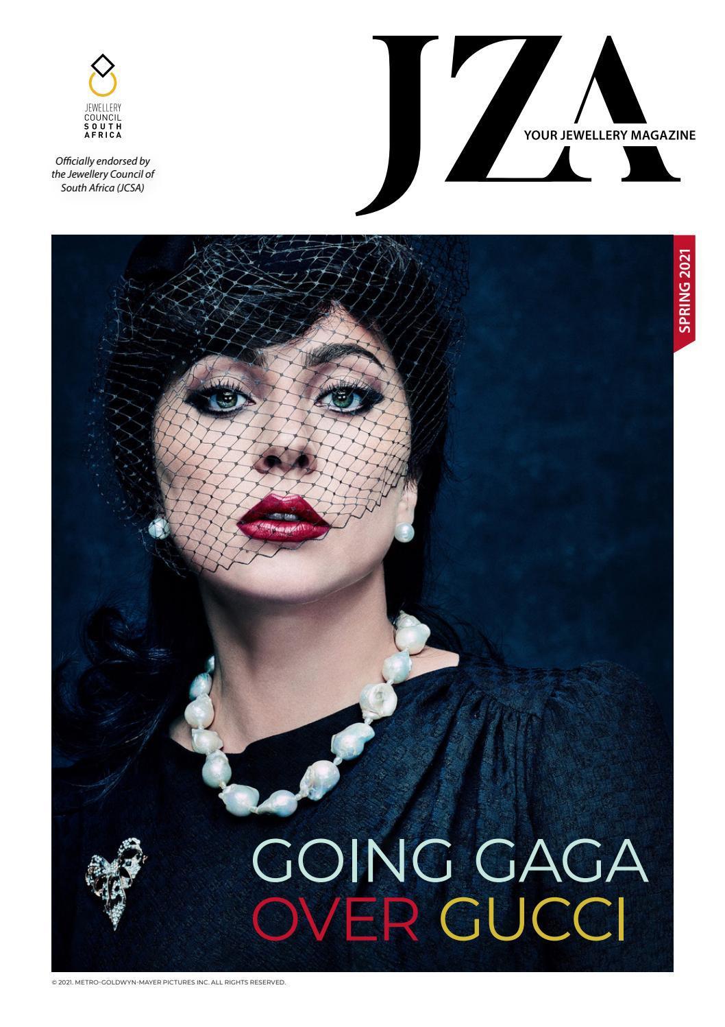 Читать журнал JZA – Your Jewellery Magazine • Spring 2021