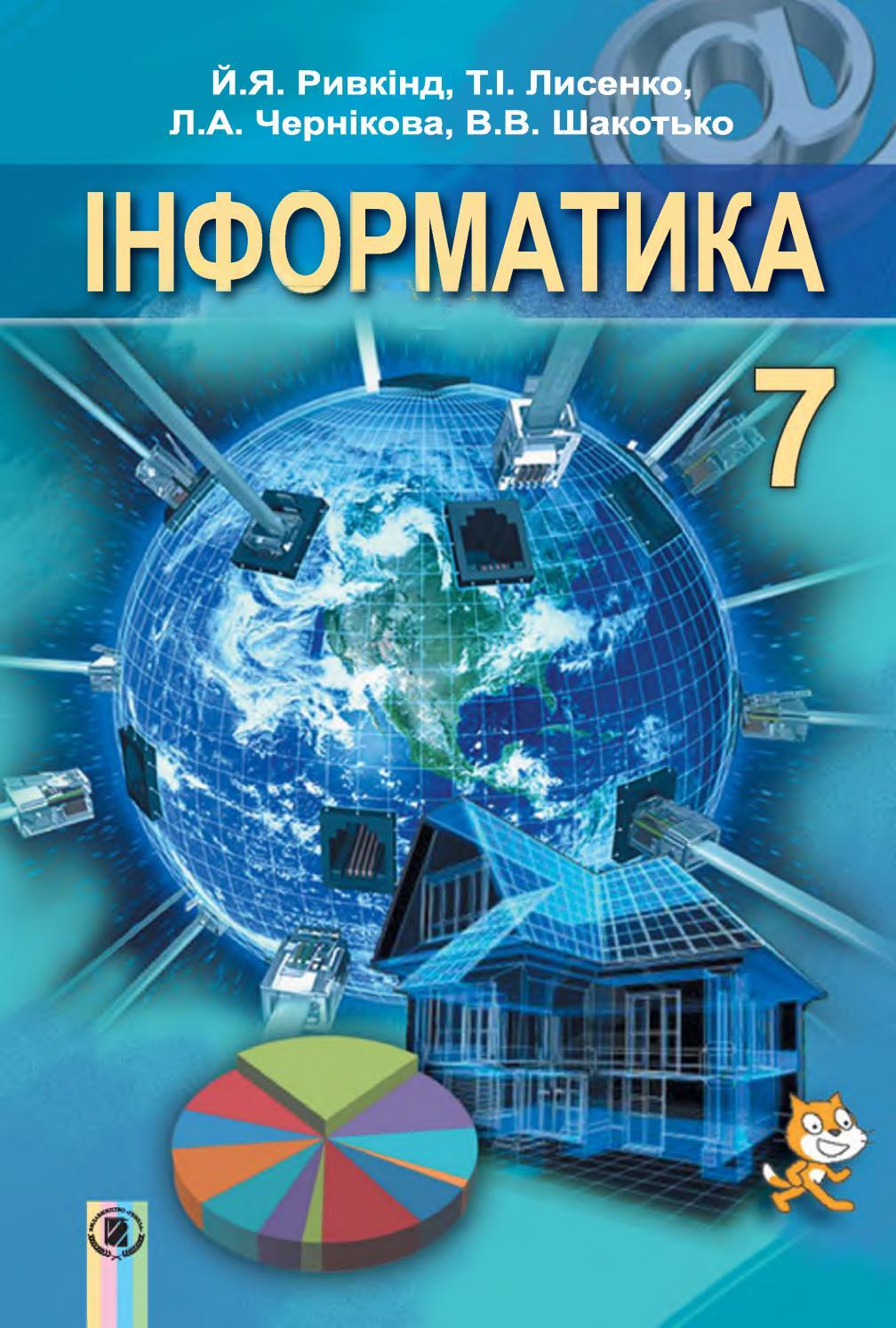 Інформатика 7 клас