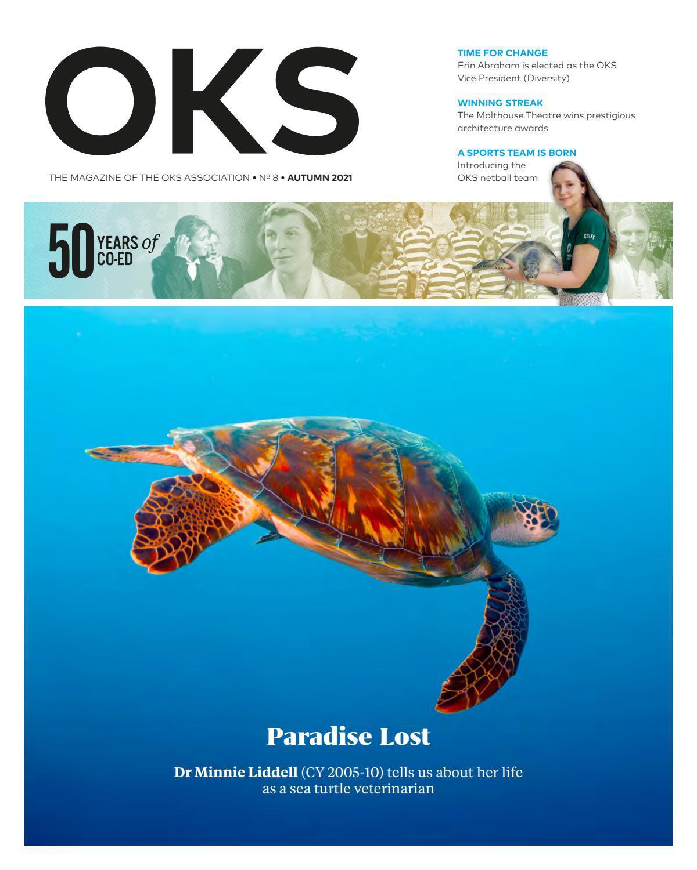 OKS Magazine - Autumn 2021