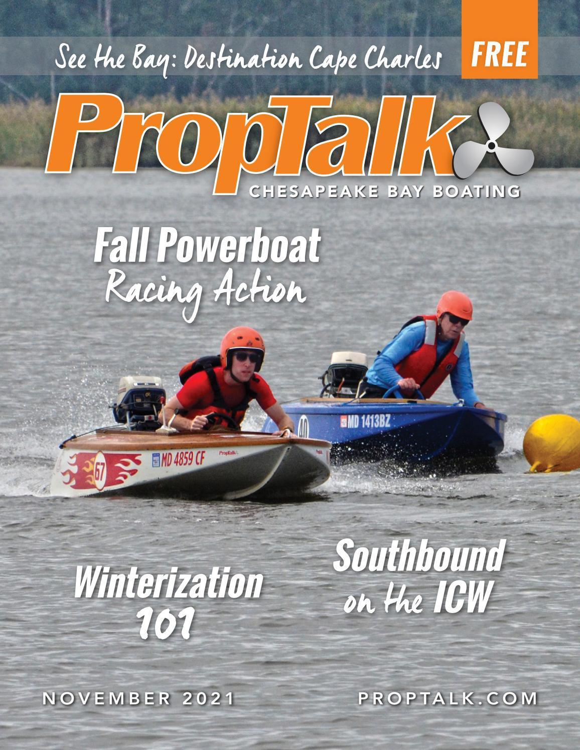 PropTalk Magazine November 2021