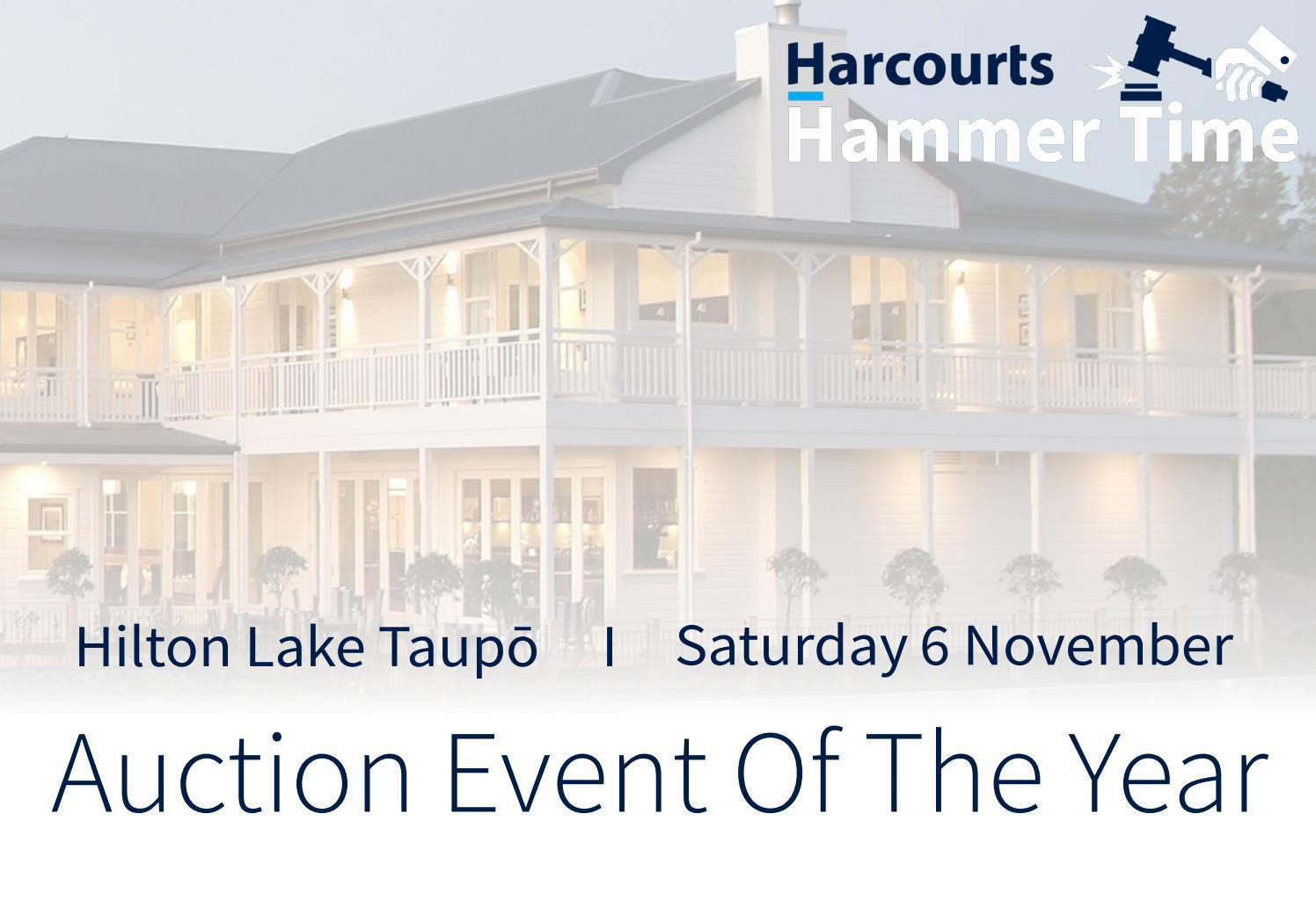 Harcourts Hammer Time Property Magazine November 6, 2021
