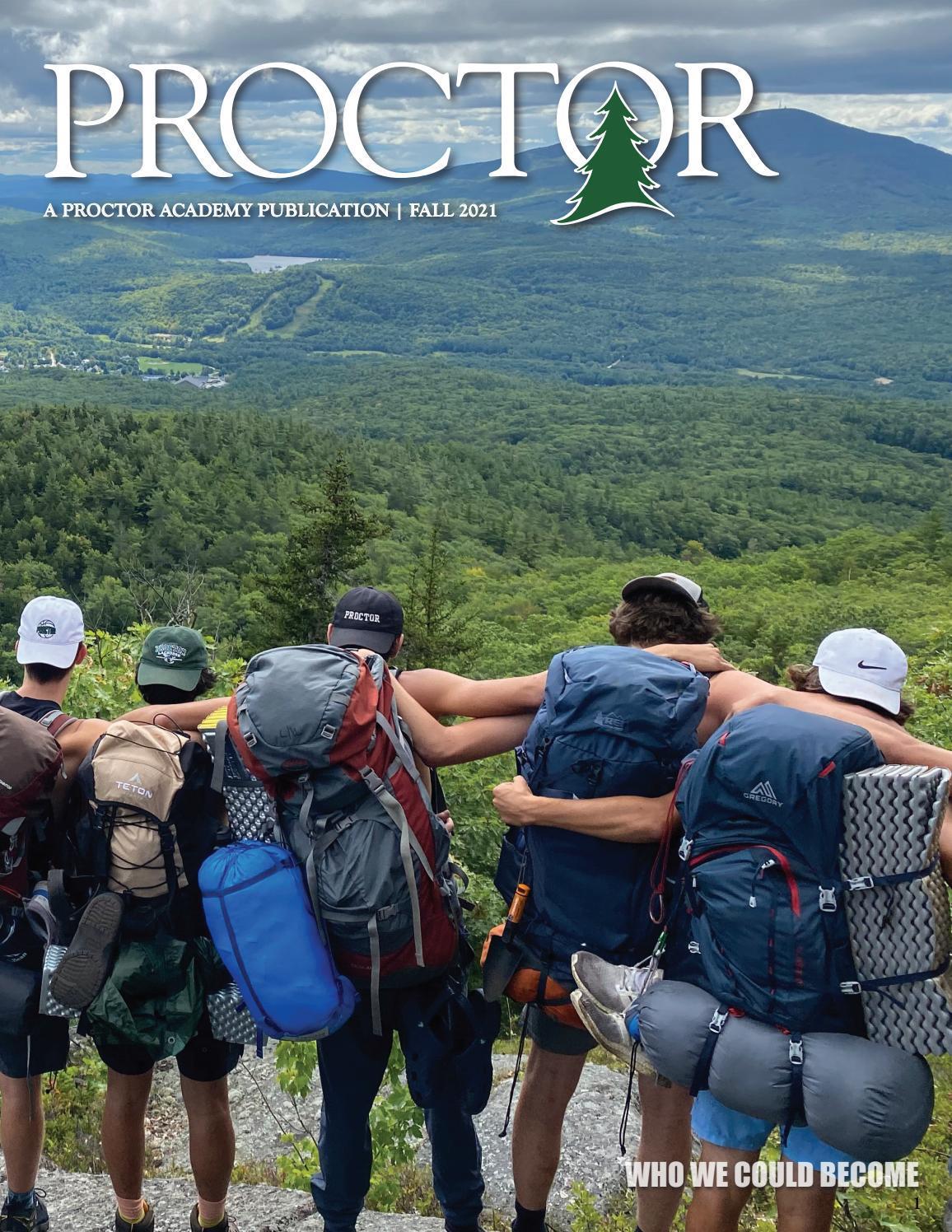 Proctor Magazine   Fall 2021