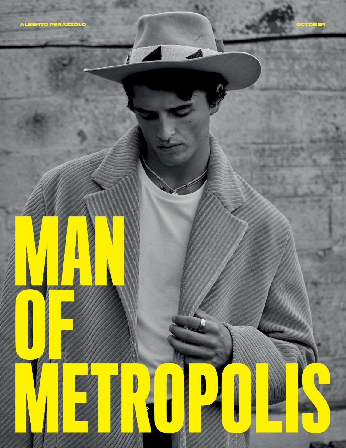 Man of Metropolis, October 2021