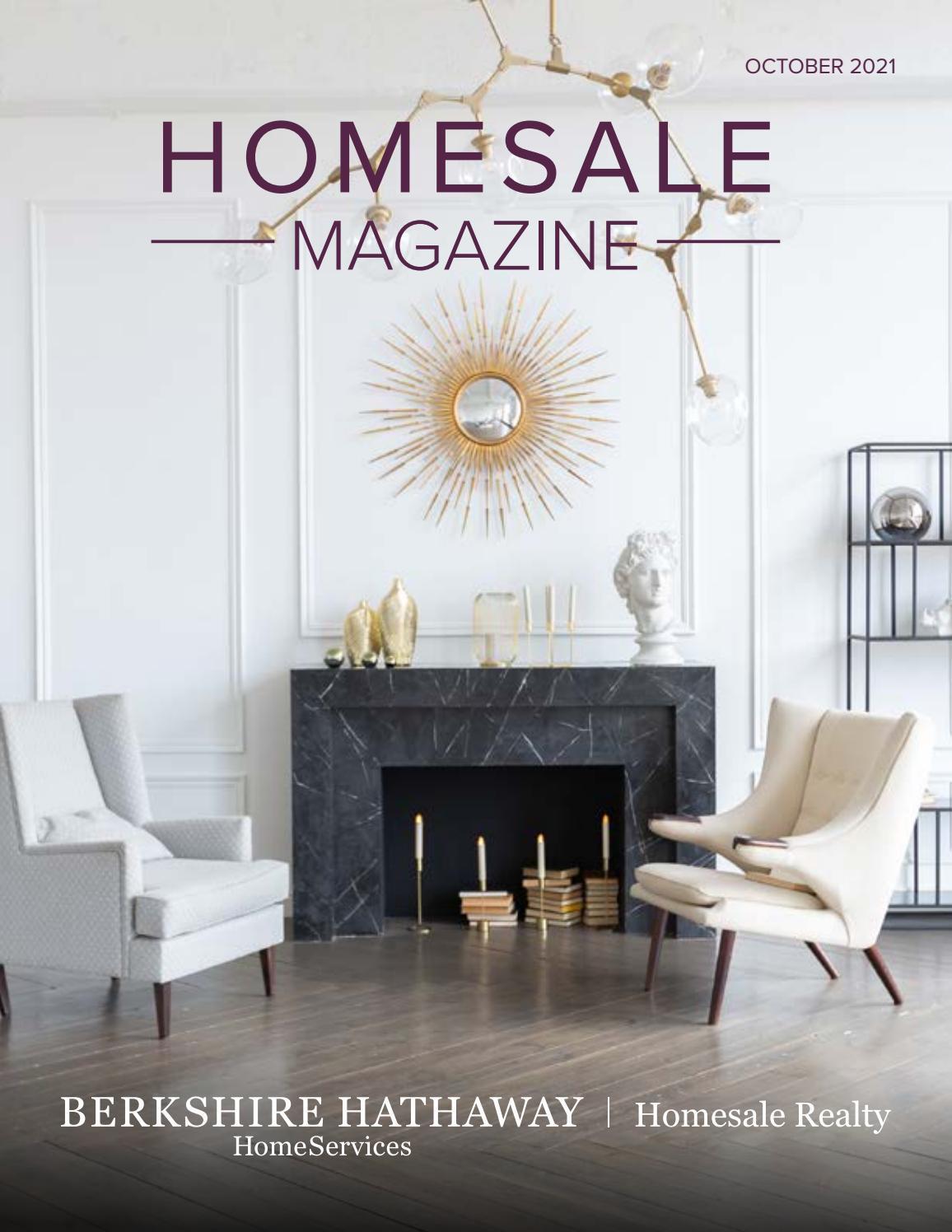 Homesale Magazine October 2021