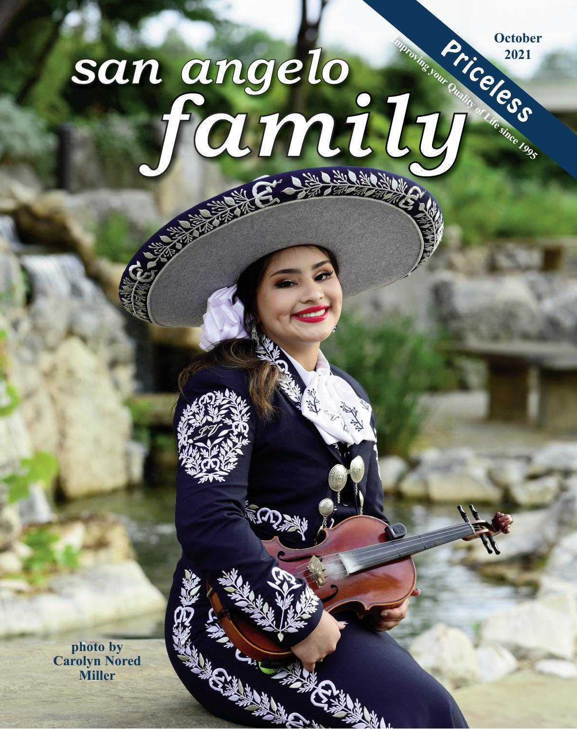 San Angelo Family Magazine - October 2021