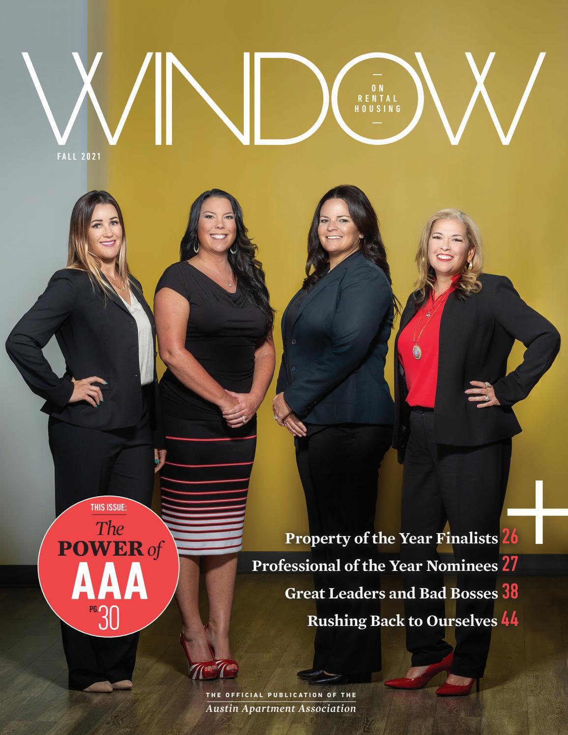 Window Magazine Fall 2021