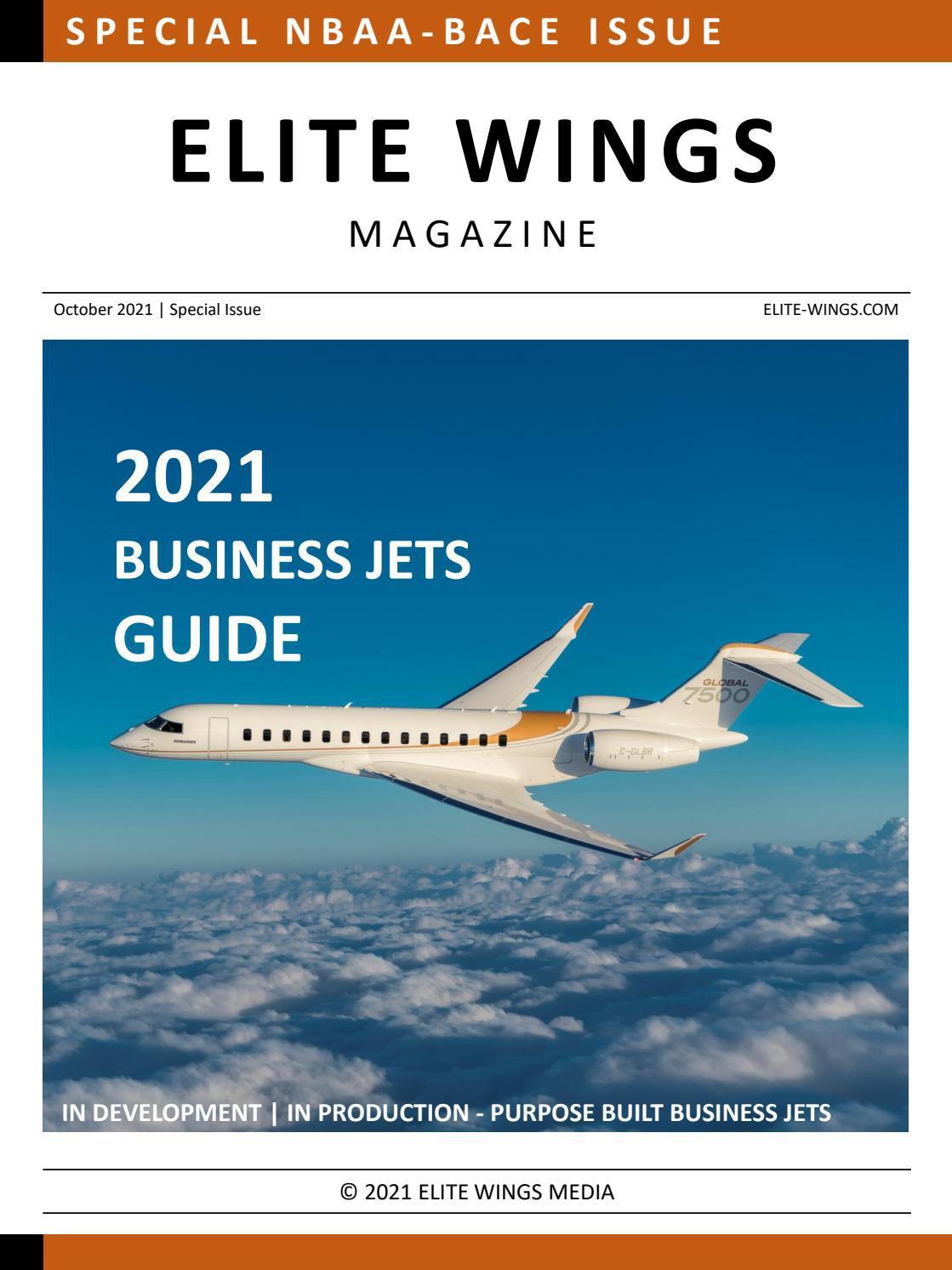 Elite wings magazine 2021