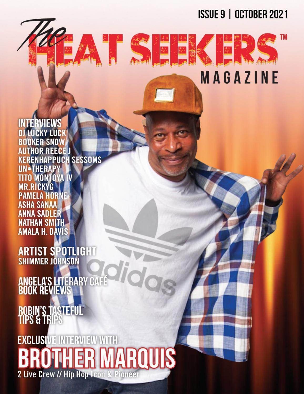 The Heat Seekers Magazine - October 2021