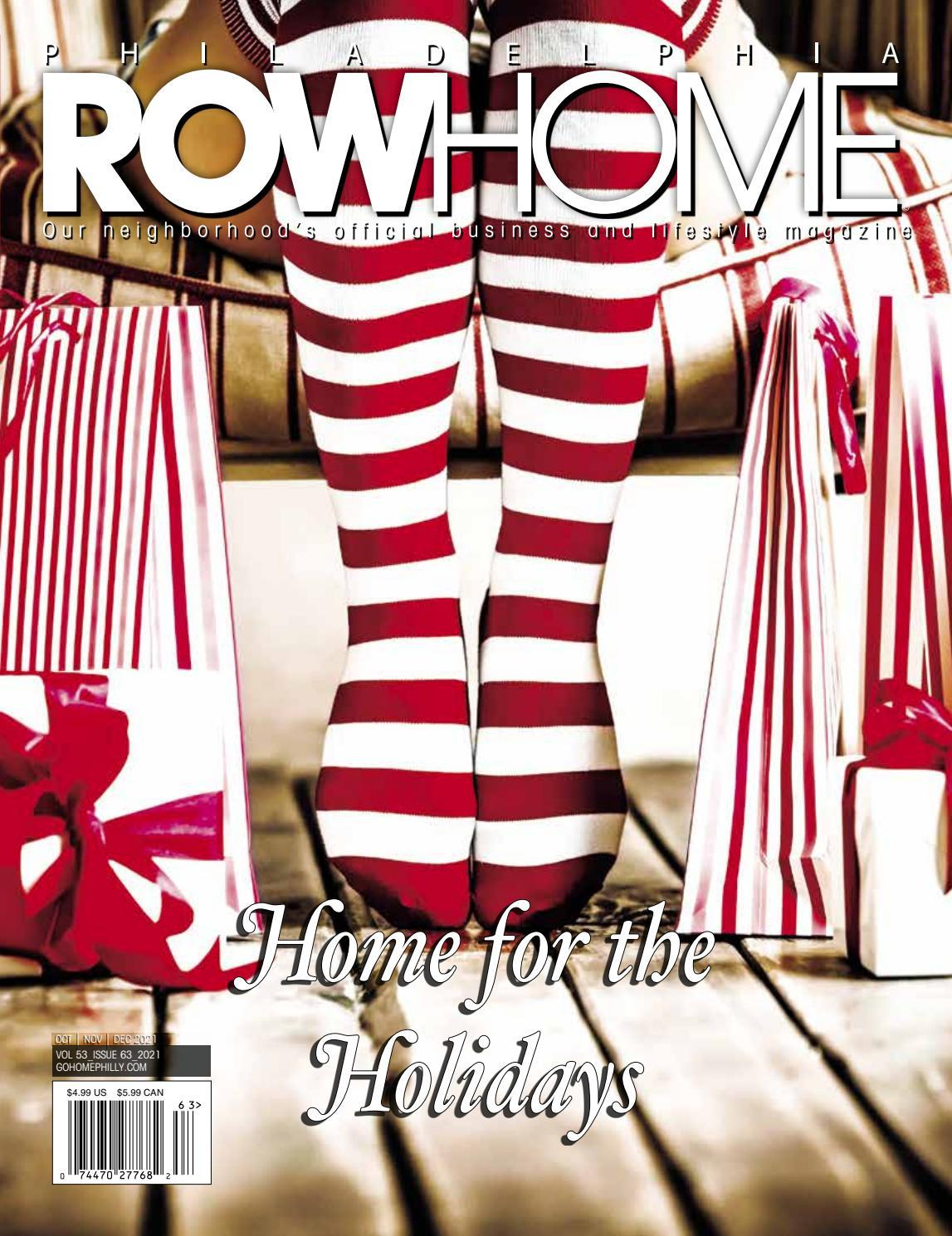 Philadelphia RowHome Magazine Fall 2021
