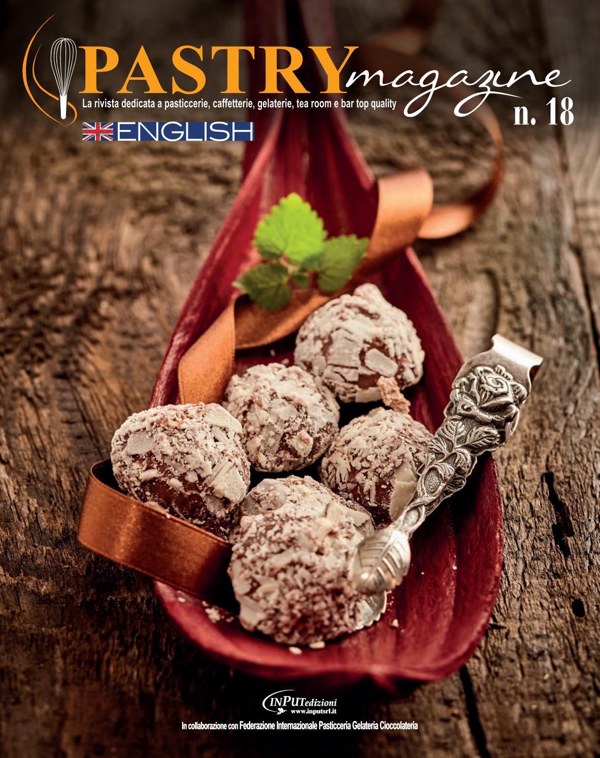 Pastry magazine  №18 English