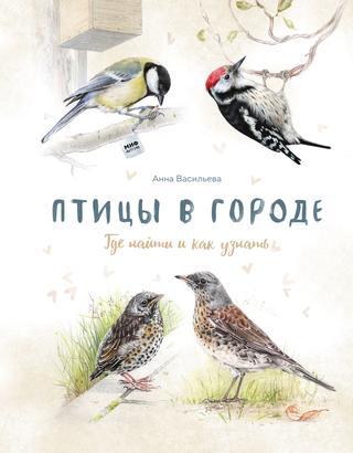 Птицы в городе. Где найти и как узнать, 2019, Анна Васильева