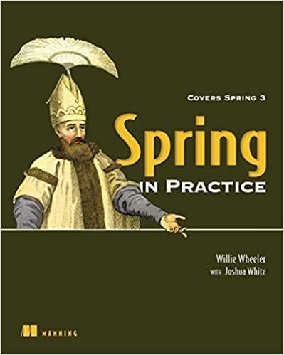 Spring in Practice - Willie Wheeler, Joshua White