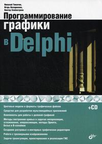 Программирование графики в Delphi, 2008, Тюкачев Н. А.