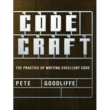Code Craft - Pete Goodliffe