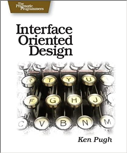 Interface Oriented Design - Ken Pugh